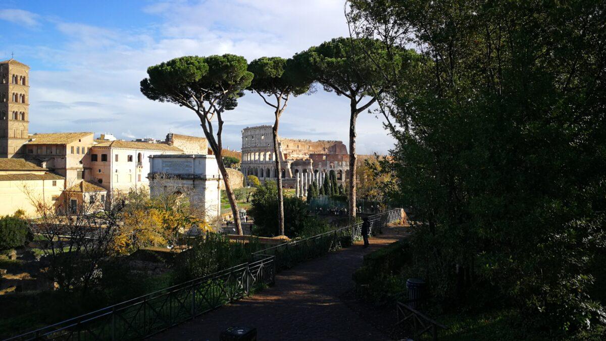 4 días en Roma