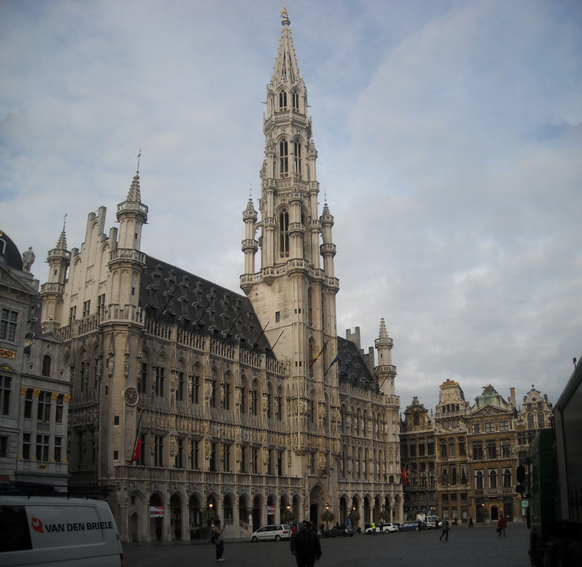 Escapada a Bruselas